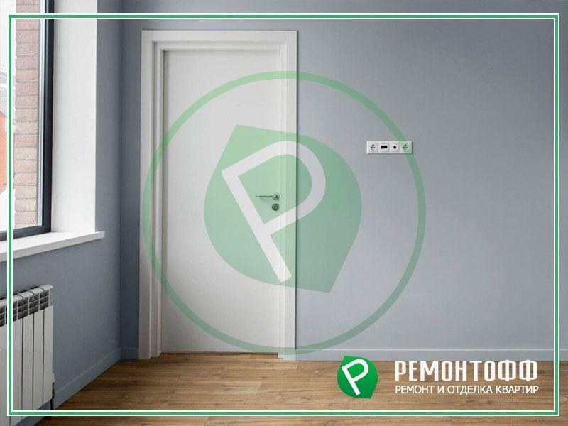 Ремонт квартиры-студии под ключ